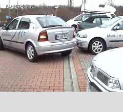 richtig rückwärts einparken